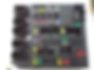 RENAULT FLUENCE - монтажный блок - в сбо