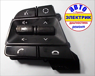 Блок кнопок руля - кнопки мультируля