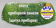 FORD - приборная панель шиток приборов