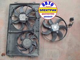 Вентиляторы радиатора блок управления-LO