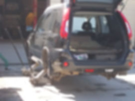Шиномонтаж колёс