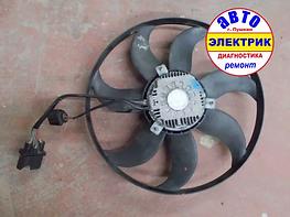 Вентилятор радиатора работающий блок -LO