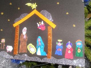 Porządek Mszy św. w Boże Narodzenie 2017 i w Okresie Narodzenia Pańskiego 2017/2018