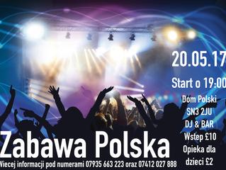 Zabawa Polska 20.05.2017