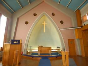 Nowy kościół PCM Swindon!