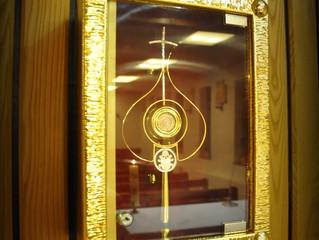 Wprowadzenie relikwii świętego Jana Pawła II 28 stycznia 2017