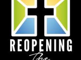 Otwarcie kościoła od czwartku 03.12.2020