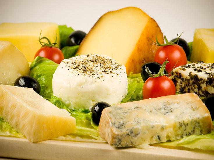 Cheeses platter