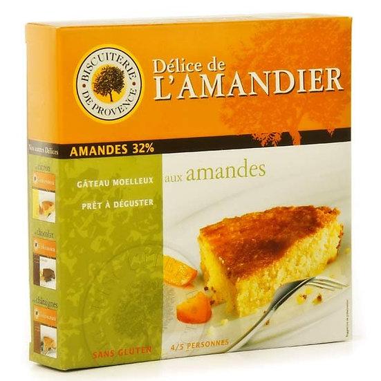 L'Amandier (Almond cake)