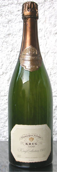 Champagne with certificate from Krug