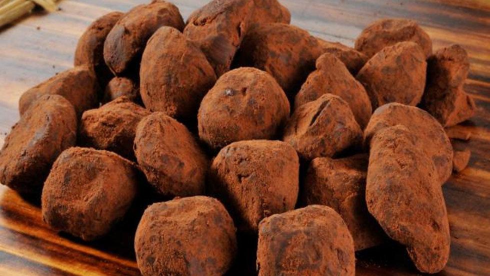 Chocolate truffles (cream)