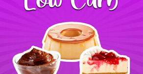 Sobremesas Low Carb