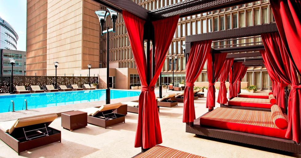Marriott Sheraton Denver Colorado Pool.j