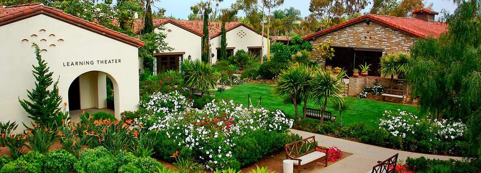 Estancia La Jolla Hotel Spa Grounds Conf
