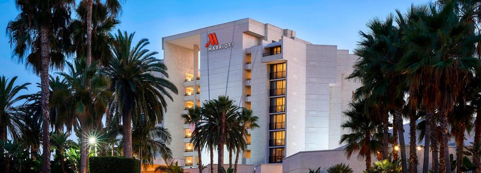NEWPORT BEACH MARRIOTT HOTEL SPA EXTERIO