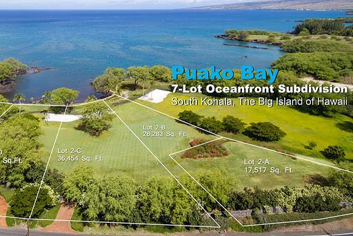 Puako Bay Kohala Coast Hawaii Lots.jpg