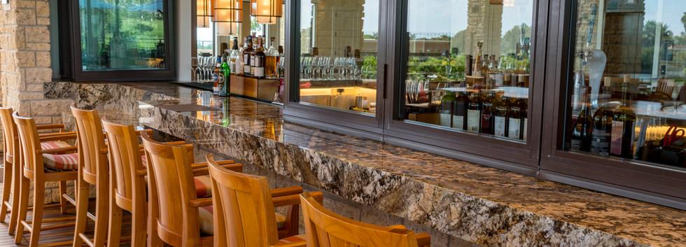 Newport Beach Country club bar