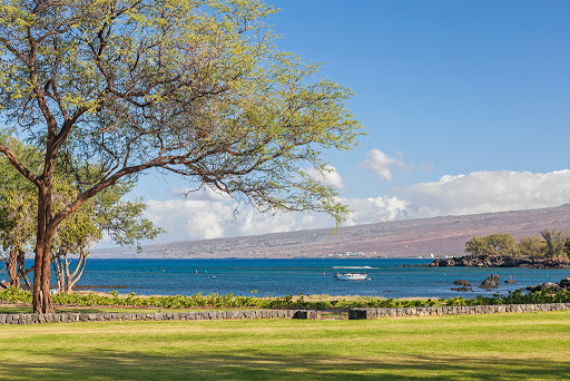 Puako Bay Kohala Coast Hawaii Views Ocea