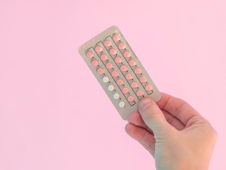 Pele X Pílula Anticoncepcional
