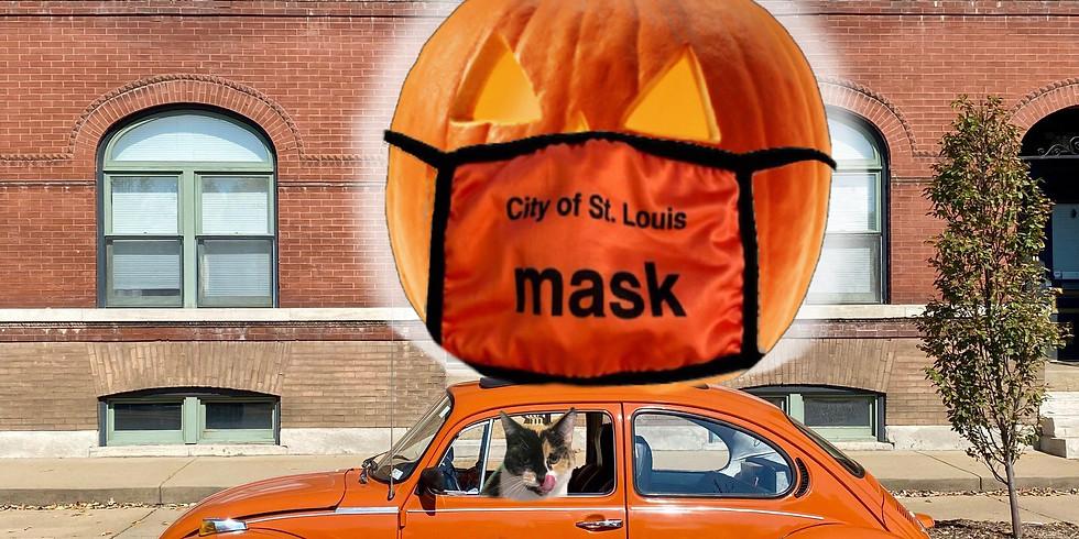 STL-Style Halloween Sidewalk Sale