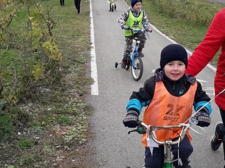 Массовый велопробег, посвященный старту 1000 дней до празднования 300-летия образования Кузбасса