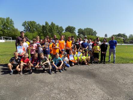 8 июня 2018 года на спортивном комплексе «Олимпиец» состоялся праздник детства, который по традиции