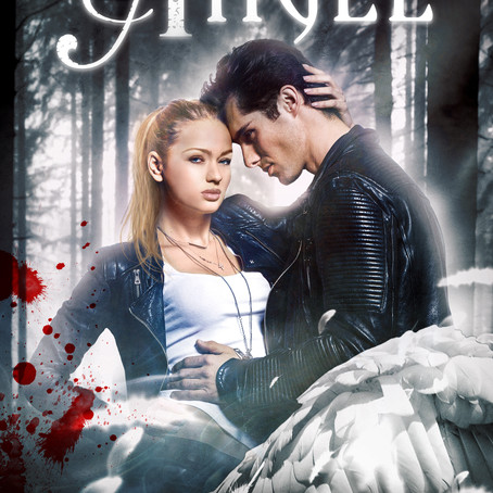 Cover Reveal | ANGEL (a Beauty of the Dark novel, book three)