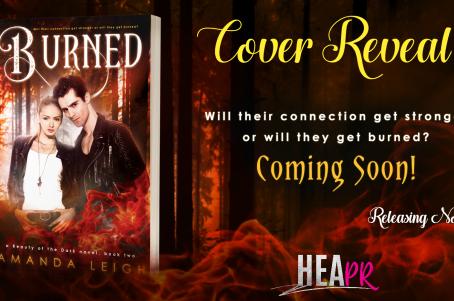 Cover Reveal for BURNED!!