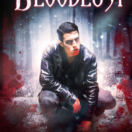 Happy Release Day Bloodlust!!