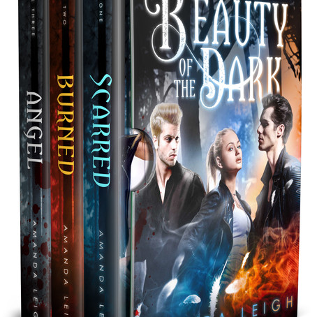 Happy Release Day to the Beauty of the Dark box set!!