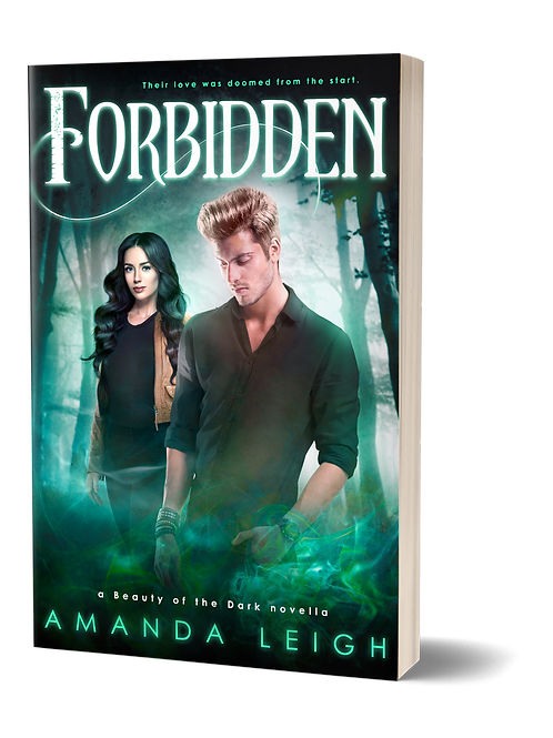 Forbidden: a Beauty of the Dark novella