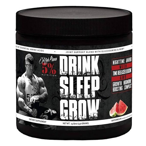 Rich Piana-Drink Sleep Grow