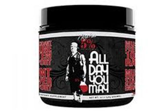 5% Nutrition: All Day You May