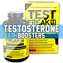 Ultimate Supplements Testosterone Boosters