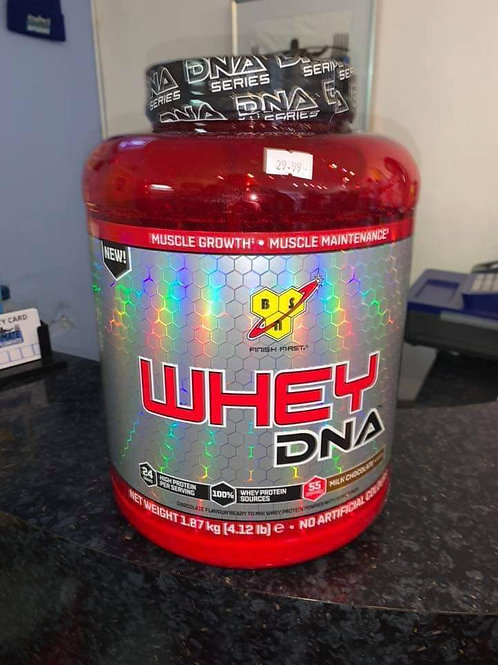 BSN WHEY-DNA CHOCOLATE ONLY