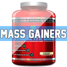 Ultimate Supplements Mass Gainers