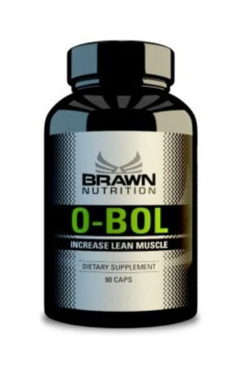 BRAWN NUTRITION O-BOL