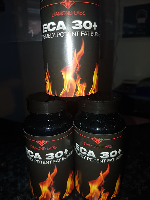 ECA 30+ FAT BURNERS