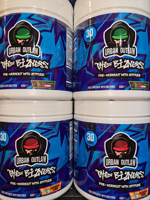 💥URBAN OUTLAW PREWORKOUT REDUCED WAS £25 NOW £19.99💥