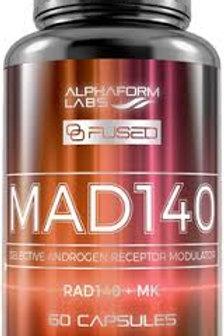 AlphaForm: MAD 140