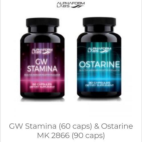 💥GW STAMINA+OSTARINE BUNDLE💥