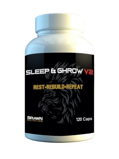 BRAWN ELITE SLEEP & GHROW