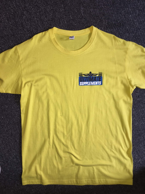 Ultimate Supplements t shirts