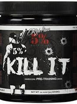5% Nutrition: Kill It