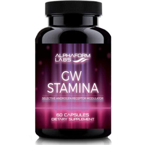 AlphaForm: GW STAMINA