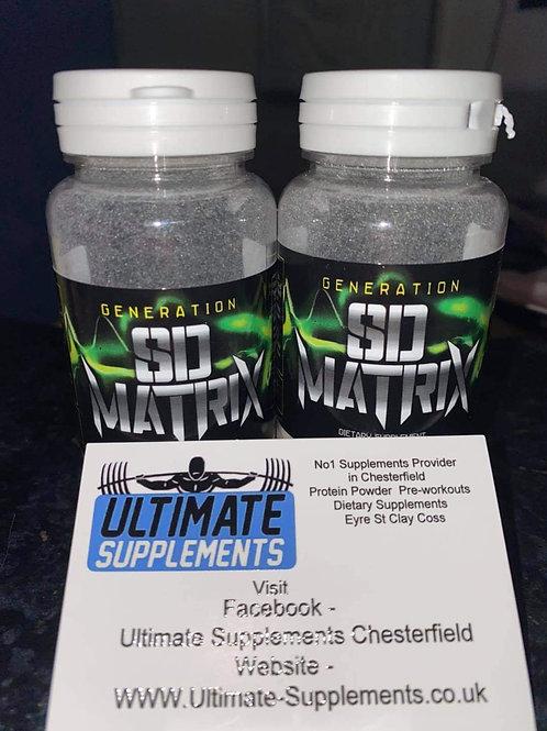 SD MATRIX BUY 1 GET 1 HALF PRICE