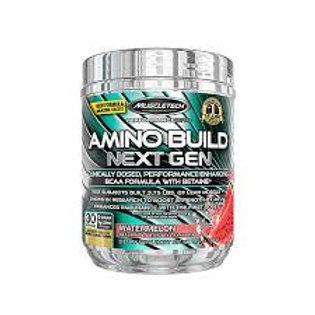 Muscletech: Amino Build