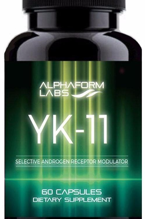 AlphaForm: YK11