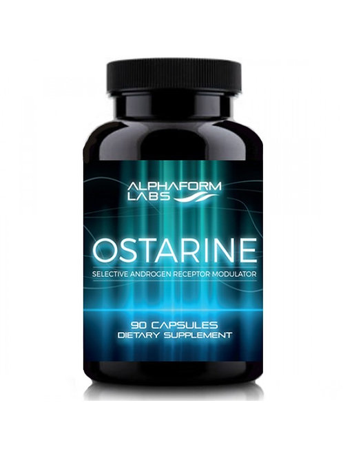 AlphaForm: Ostarine