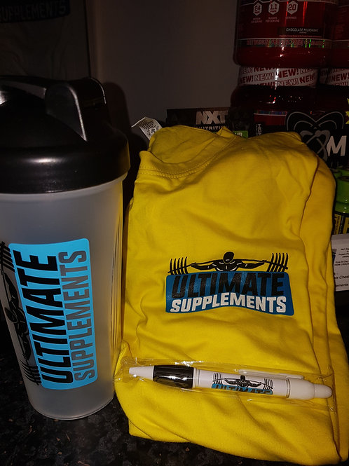 ULTIMATE SUPPLEMENTS OFFER